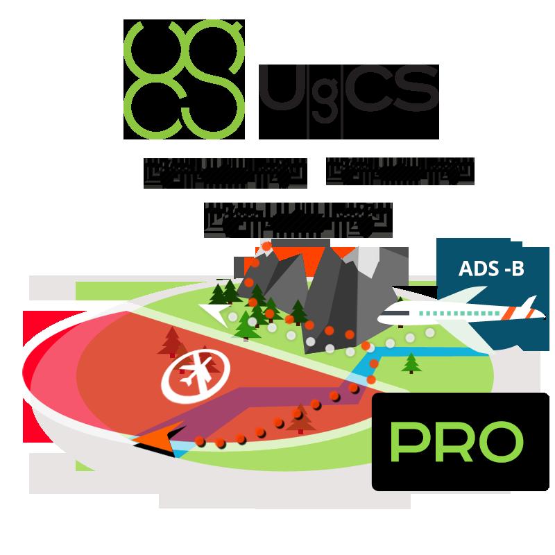 UgCS Pro [Online Code]