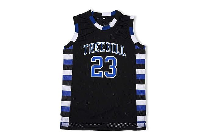 Black Friday Jersey RAVENS Basketball Jersey One Tree Hill Jersey  23  Nathan Scott jersey S fa6d3e79c