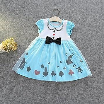 fffe71f70432b m153 アリスレス 不思議国のアリス キッズ 子供用ドレス 女の子 子供プリンセスドレス ドレス なりきり