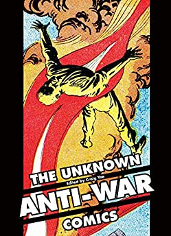 Unknown Anti-War Comics
