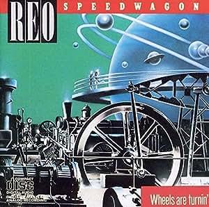 Amazon Com Reo Speedwagon Wheels Are Turnin Vinyl Lp