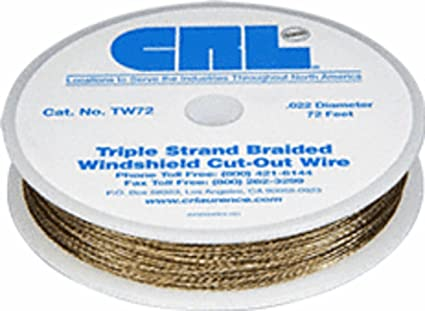Braided Windshield Wire - Tools •