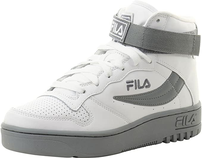 White/Monument High-Top Sneakers Shoes