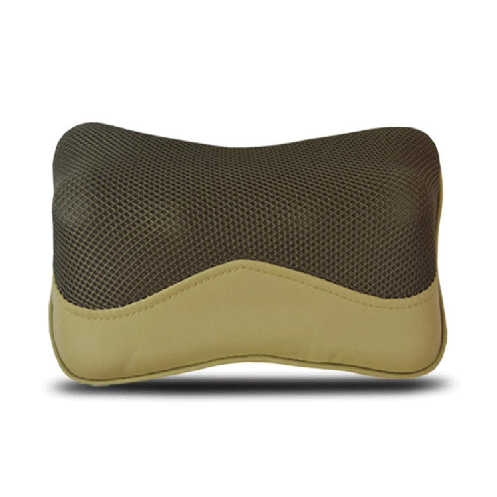 AIWO首マッサージャー枕熱多機能インテリジェント頚椎と首マッサージャー電気指圧深く混練肩背中筋肉痛みを和らげる B07TRCFJTM