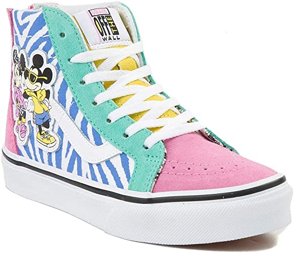 | Vans LittleBig Kids x Disney Mickey Mouse 90th