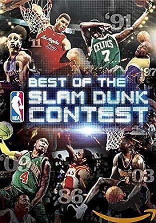 NBA Best Of The Slam Dunk Contest  DVD   Amazon.co.uk  DVD   Blu-ray c11902026b
