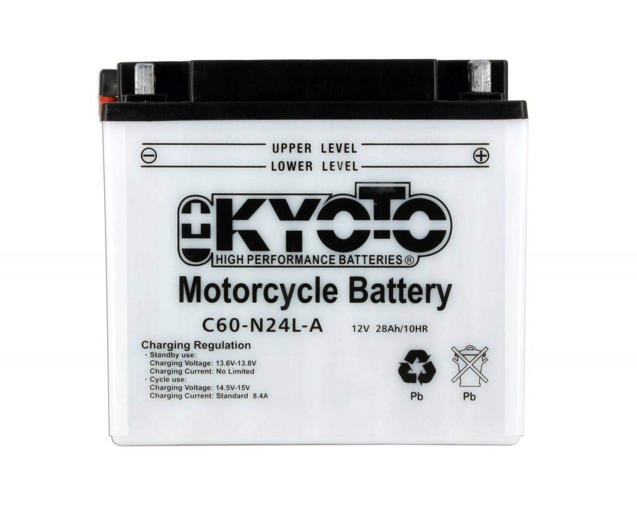Baterí a Kyoto Y60-N24L-A 712281