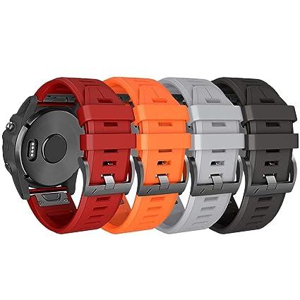 Amazon.com: NotoCity - Correa de repuesto de silicona para ...