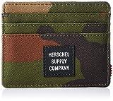Herschel Supply Co. Men's Felix Wallet, Woodland Camo RFID, One Size