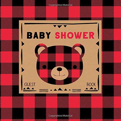Woodland baby shower login Log in baby shower Buffalo plaid baby shower Lumberjack baby shower Baby shower guest list It/'s a boy