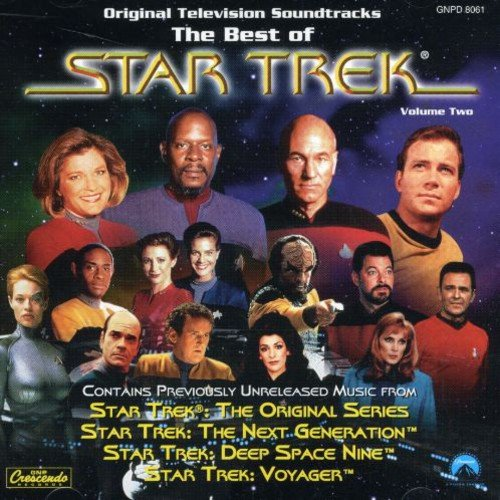 Price comparison product image The Best of Star Trek,  Volume Two