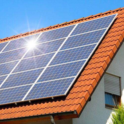 Plug-In Solar 4kW (4000W) DIY Solar Power Kit with Roof Mount (Tile or Slate)