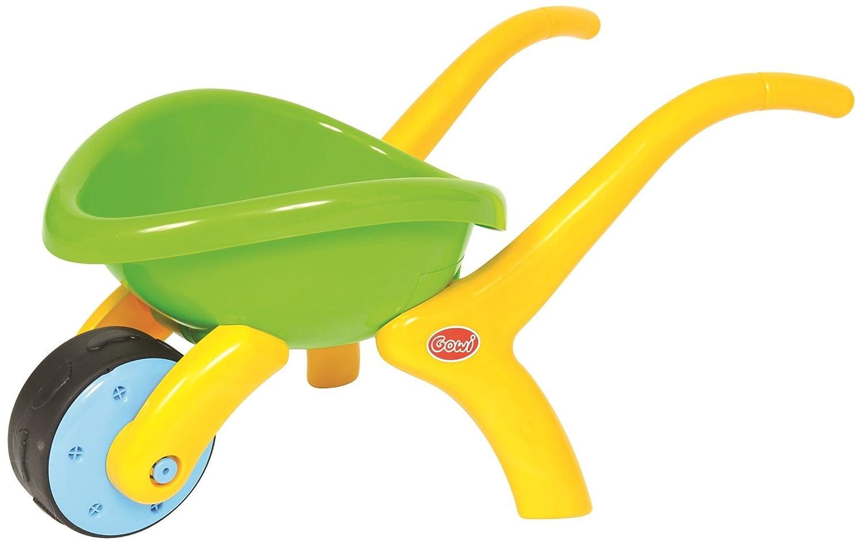 Gowi 558-77 Design Schubkarre  Trendy , Gartengeräte für Kinder,  grün