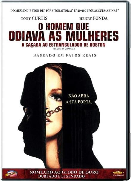 DVD - O Homem que Odiava as Mulheres | Amazon.com.br