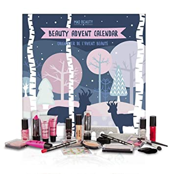c8243cfbf5f5 Makeup Advent Calendar 2018 Oh Deer By Mad Beauty  Amazon.co.uk ...