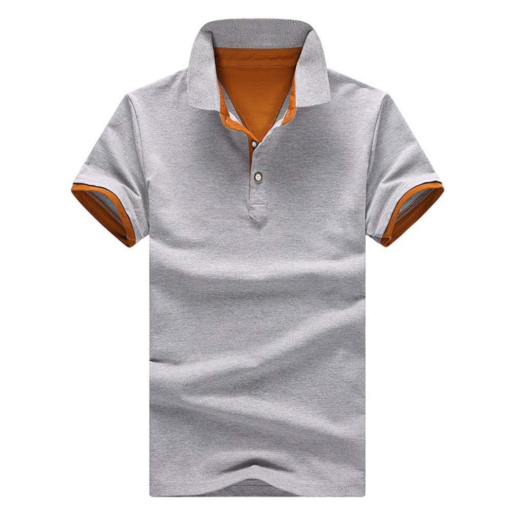 Polo De Los Hombres Polo De Esencial Camisetas Deporte Básico ...