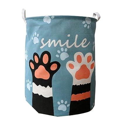 amazon com livoty laundry basket waterproof canvas laundry