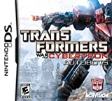 Transformers: War for Cybertron (DS)