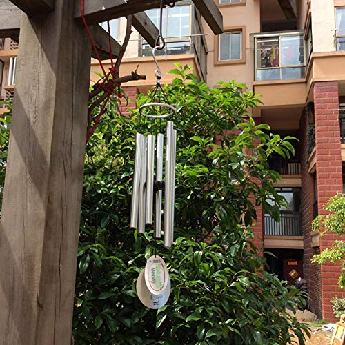YAOBAO Wind Chimes for Outdoor, Tuned Metal Tubes, 36