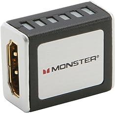MONSTER CABLE VA HDMI CPL Advanced HDMI(R) 1080p Coupler consumer electronics Electronics