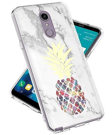 Amazon.com: lovemecase - Carcasa para LG Stylo 4, diseño de ...