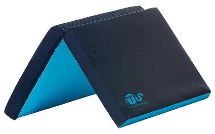 Innovaciones MS 316 - Colchón para parque, color azul marino
