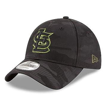 sneakers for cheap 9c7c3 de221 Amazon.com   New Era St. Louis Cardinals Memorial Day Camo 9TWENTY  Adjustable Hat Cap   Sports   Outdoors