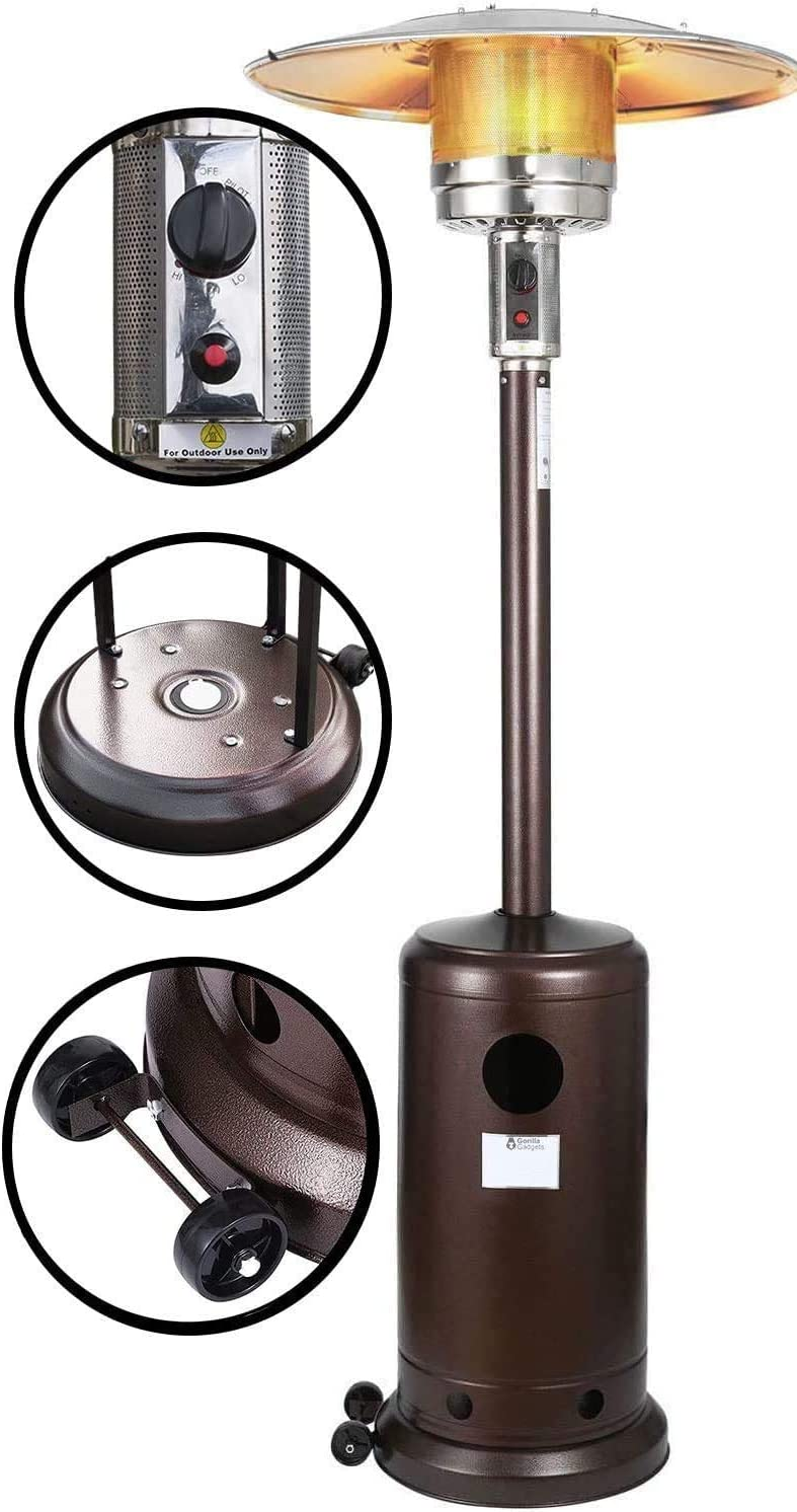 Gorilla Gadgets Patio Heater