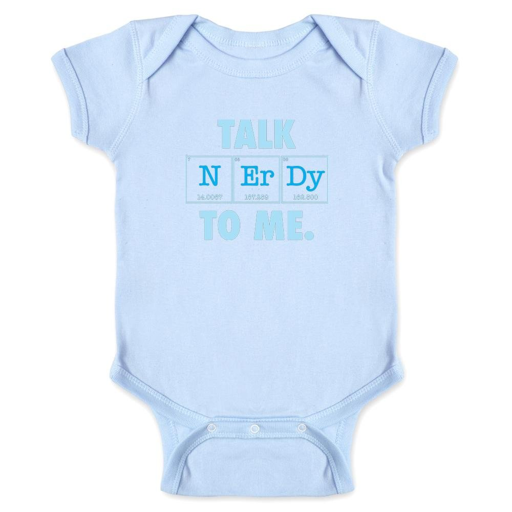 Pop Threads Talk Nerdy to Me - Elements Funny Infant Bodysuit 1256-201