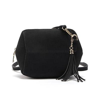 e7616658d Fringe Crossbody Bag Women Suede Clutch Bag Girl Fashion Messenger Shoulder  Handbags Ladies Beach Holiday Tassel