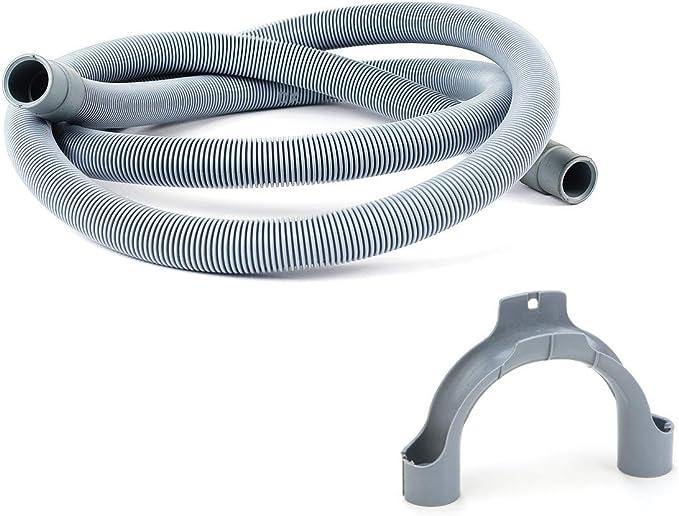 DREHFLEX – Tubo de desagüe para lavadoras y/o lavavajillas ...