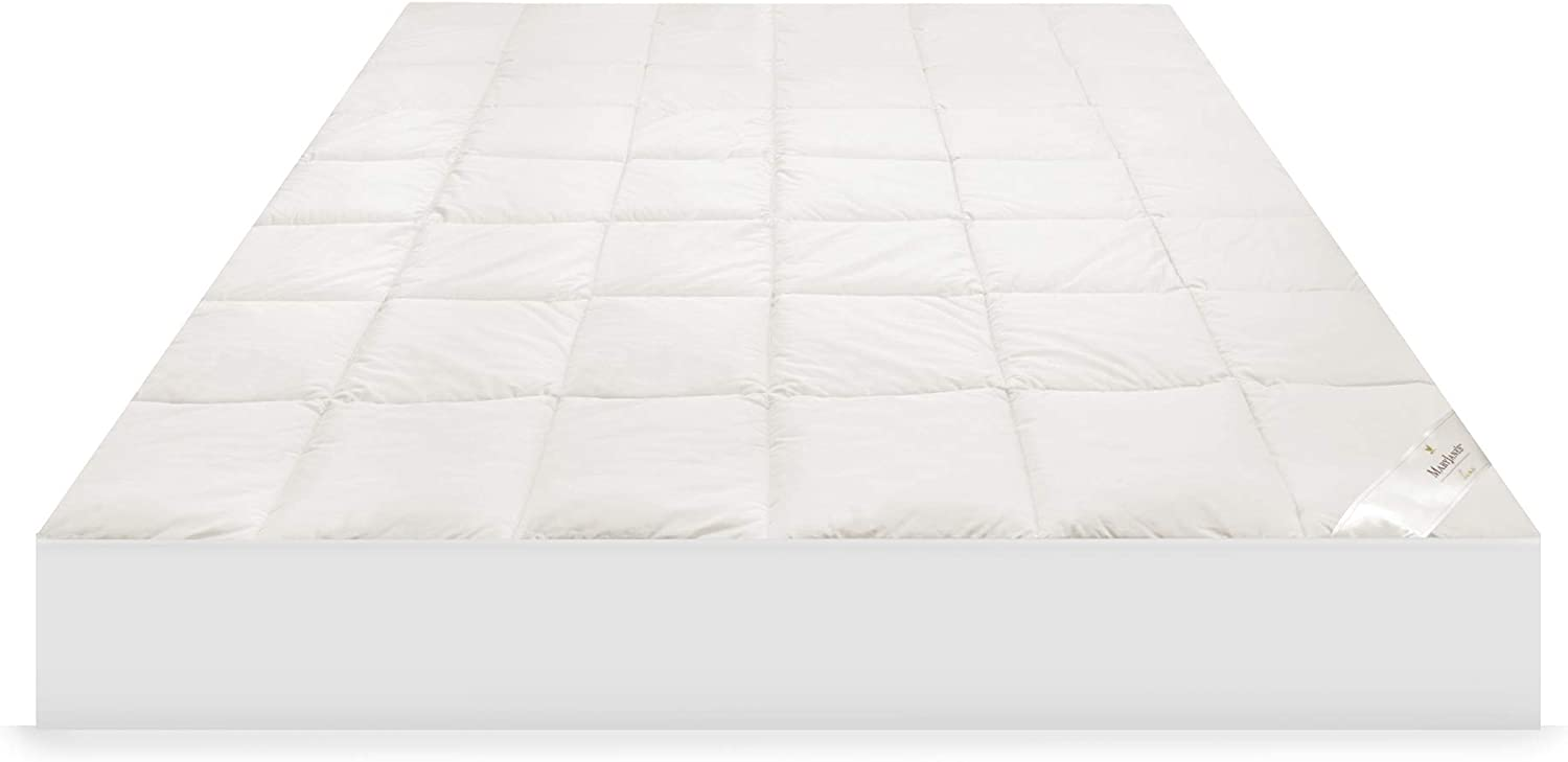 SensorPEDIC MaryJane's Home Mattress Pad, Full, White