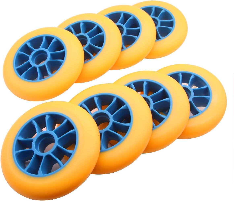 Ruedas de velocidad para rollers 110 mm 85A pack 8