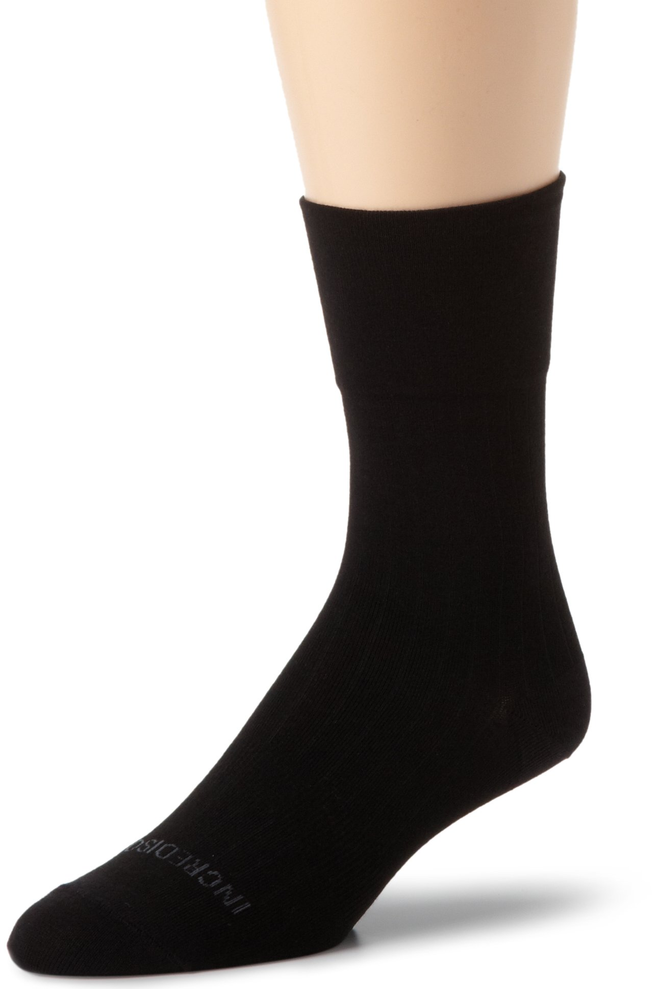 Incredisocks Men's Diabetic Compression Dress Socks by IncrediWear