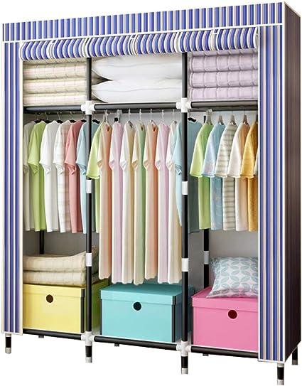 HMEIGUI Armarios Organización de armarios de estantes ...