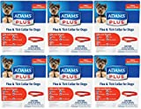 Adams Plus Flea & Tick Collar for Small Dogs 6pk