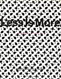 Less Is More, Steven Heller and Anne Fink, 0891348999