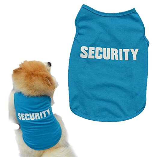 3d0081c09989 Amazon.com: Howstar Pet T-Shirt, Dog Summer Apparel Puppy Pet Clothes for  Dogs Cute Soft Vest: Clothing