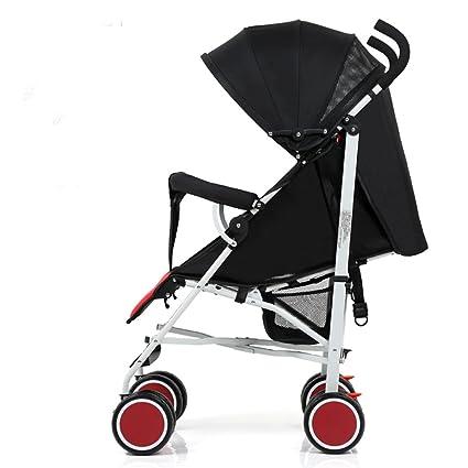 Cochecito de bebé recién nacido para el carro convertible plegable infantil Vista alta de lujo Ruedas