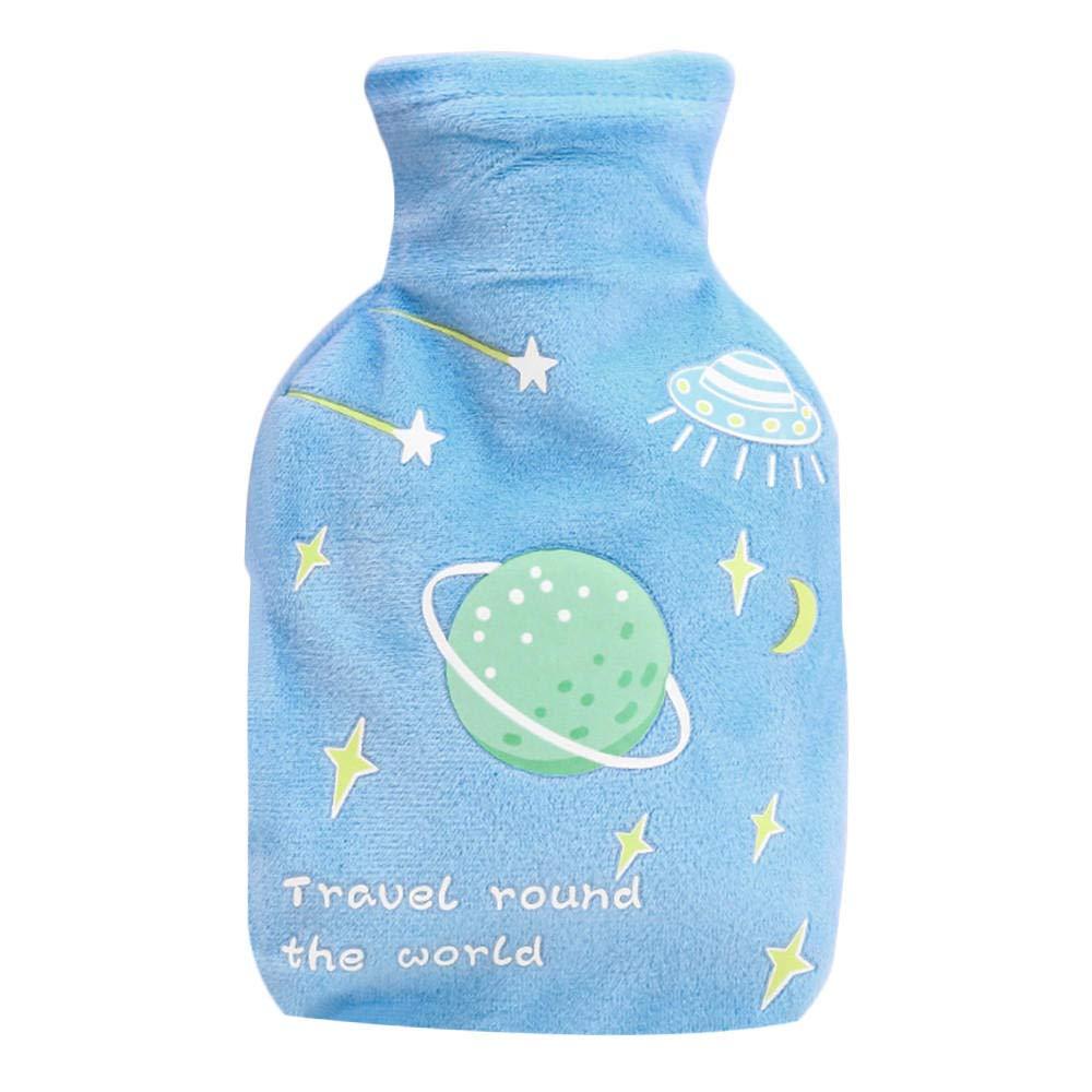 Hochwertige Cartoon-W/ärmebeutel Handwarme W/ärmflasche Mini-W/ärmflaschen Tragbare Handw/ärmer M/ädchen Tasche Handf/ü/ße-01