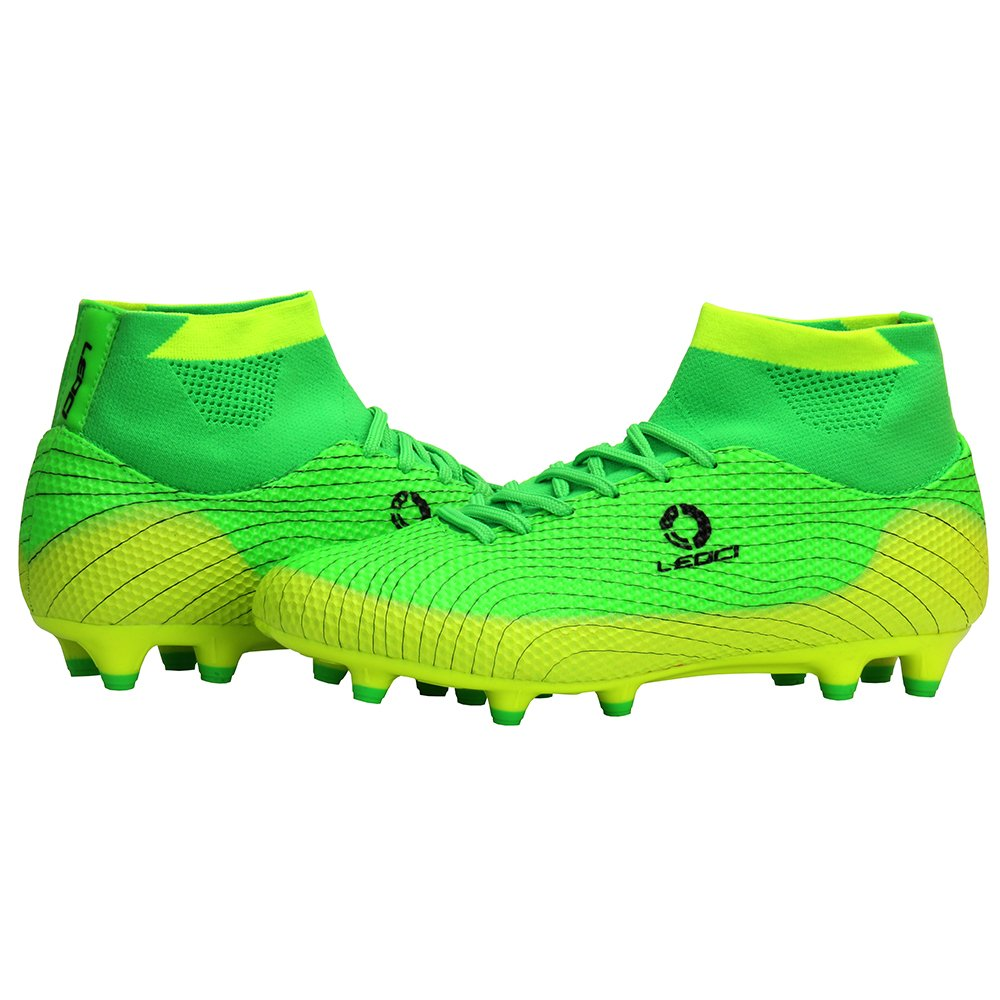 ALEADER Boys Athletic Soccer Cleats Football Boots Shoes Little Kid//Big Kid