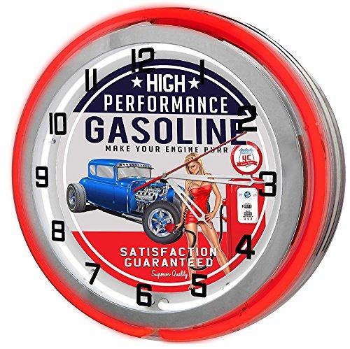 Vintage Gasoline Garage 18