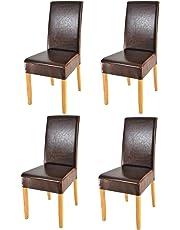Tommychairs - Set 2 sillas Carrisa para Cocina, Bar y Restaurante, solida Estructura en