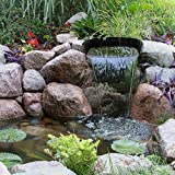Aquascape Pond Filter and Waterfall