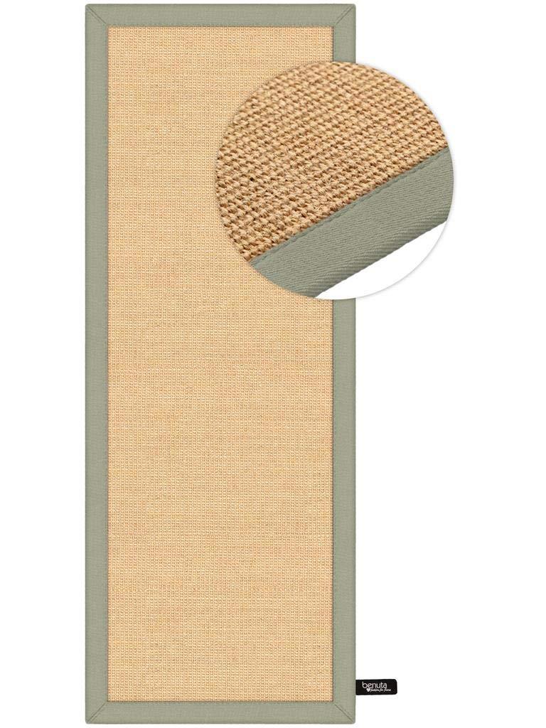 Benuta Benuta Benuta Sisal Teppich mit Bordüre Rot 120x180 cm   Naturfaserteppich für Flur und Wohnzimmer B00LBFOXS8 Teppiche 737bed