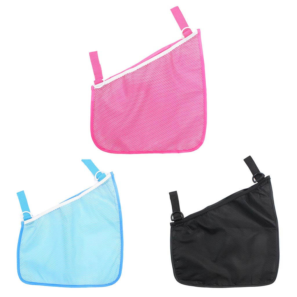Yinuneronsty Baby Stroller Side Storage Bag Oxford Cloth Waterproof Convenient Babies Carriage Hanging Bags