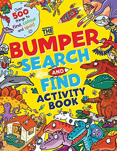 the bumper book of dinosaurs - 6