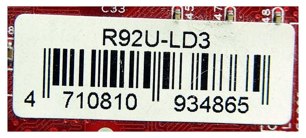 R92U-LD3 DRIVER (2019)