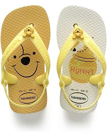 375c7b969b79 Havaianas Unisex  Baby Disney Classics Ii Flip Flops