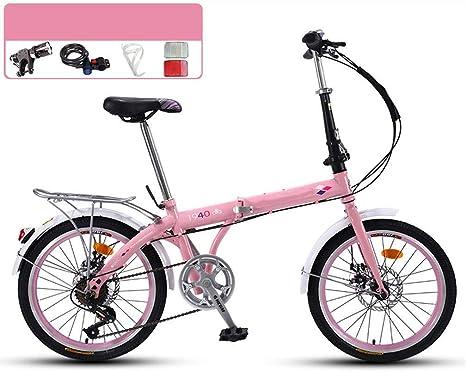 Bove Amortiguadores Bicicleta MTB Plegable Folding Bicicleta ...